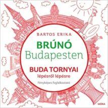 BRÚNÓ BUDAPESTEN - BUDA TORNYAI FOGLALKOZTATÓ