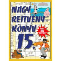 NAGY REJTVÉNYKÖNYV 15.