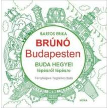 BRÚNÓ BUDAPESTEN - BUDA HEGYEI FOGLALKOZTATÓ
