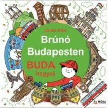 BRÚNÓ BUDAPESTEN - BUDA HEGYEI