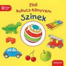 SZÍNEK - ELSŐ KUKUCS-KÖNYVEM