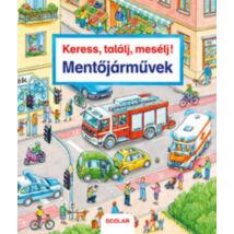 KERESS, TALÁLJ, MESÉLJ! - MENTŐJÁRMŰVEK