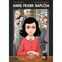 ANNE FRANK NAPLÓJA (KÉPREGÉNY)