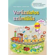 VARÁZSLATOS SZÁMLÁLÁS OVI 4-6 ÉVESEKNEK