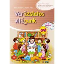 VARÁZSLATOS VILÁGUNK OVI 5-7 ÉVESEKNEK