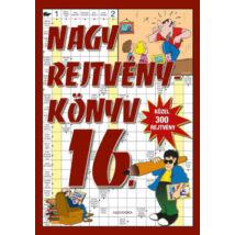 NAGY REJTVÉNYKÖNYV 16.