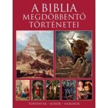 A BIBLIA MEGDÖBBENTŐ TÖRTÉNETEI