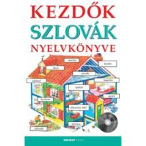 KEZDŐK SZLOVÁK NYELVKÖNYVE + CD MELLÉKLETTEL