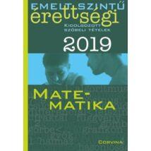 EMELT SZINTŰ ÉRETTSÉGI 2019 - MATEMATIKA