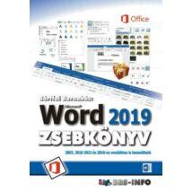 WORD 2019 ZSEBKÖNYV