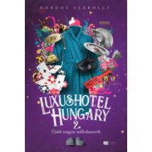 LUXUSHOTEL, HUNGARY 2.