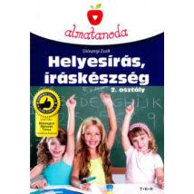 ALMATANODA - HELYESÍRÁS, ÍRÁSKÉSZSÉG 2. OSZTÁLY