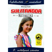 SULINTANODA-MATEMATIKA 2. OSZTÁLY