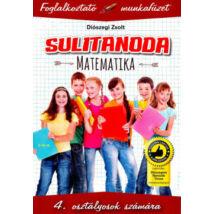 SULINTANODA-MATEMATIKA 4. OSZTÁLY
