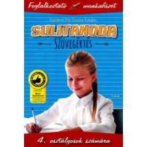 SULITANODA - SZÖVEGÉRTÉS 4. OSZTÁLY