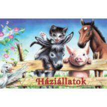 HÁZIÁLLATOK (LEPORELLÓ)