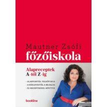 FŐZŐISKOLA - ALAPRECEPTEK A-TÓL Z-IG