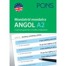 PONS - MONDATRÓL MONDATRA - ANGOL A2