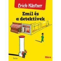 EMIL ÉS A DETEKTÍVEK (PUHA)