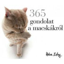 365 GONDOLAT A MACSKÁKRÓL