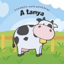A TANYA - SZÍNVÁLTÓ PANCSOLÓKÖNYV