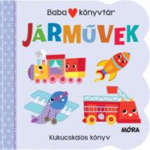 BABAKÖNYVTÁR - JÁRMŰVEK