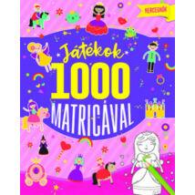 JÁTÉKOK 1000 MATRICÁVAL - HERCEGNŐK