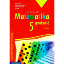 SOKSZÍNŰ MATEMATIKA 5 GYAKORLÓ 2. KÖTET