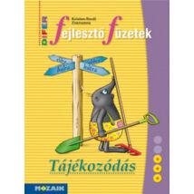 DIFER FEJLESZTŐ FÜZETEK - TÁJÉKOZÓDÁS