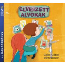 ELVESZETT ALVÓKÁK - HANGOSKÖNYV