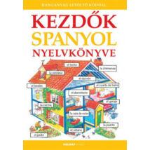 KEZDŐK SPANYOL NYELVKÖNYVE - HANGANYAG LETÖLTŐ KÓDDAL