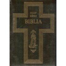NAGY KÉPES BIBLIA (BŐRKÖTÉS)