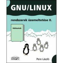 GNU/LINUX RENDSZEREK ÜZEMELTETÉSE II.