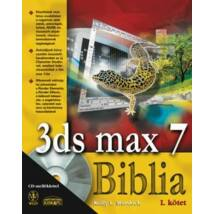 3DS MAX 7 BIBLIA I-II.+CD