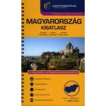 MAGYARORSZÁG SC (1:250 000) KISATLASZ