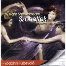 SZONETTEK (HANGOSKÖNYV) - WILLIAM SHAKESPEARE