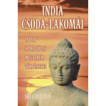 INDIA CSODA-LAKOMÁI