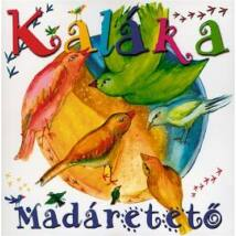 MADÁRETETŐ - CD