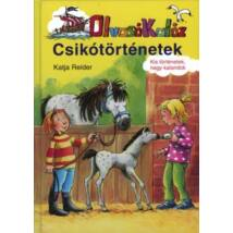 OLVASÓ KALÓZ - CSIKÓTÖRTÉNETEK
