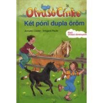 OLVASÓ CINKE - KÉT PÓNI DUPLA ÖRÖM
