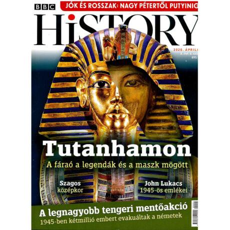 BBC HISTORY 2020. 4. ÁPRILIS