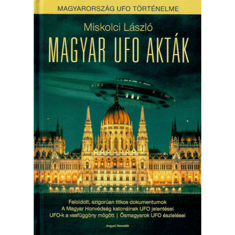 MAGYAR UFO AKTÁK