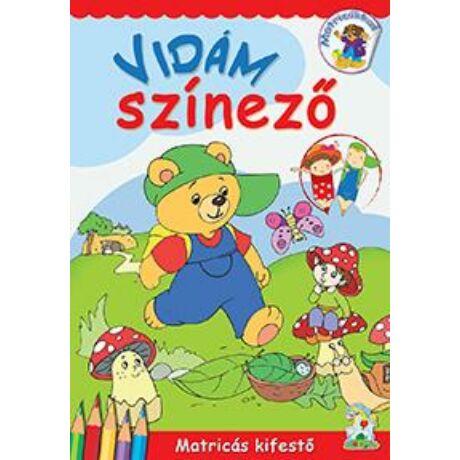 VIDÁM SZÍNEZŐ
