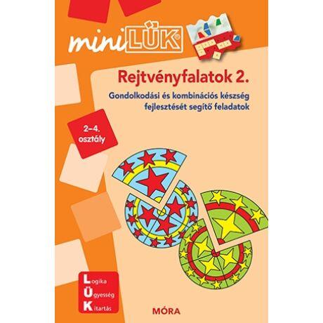 MINILÜK - REJTVÉNYFALATOK 2.