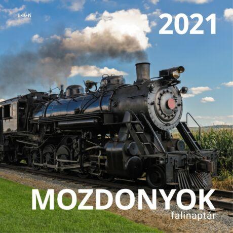MOZDONYOK NAPTÁR 2021