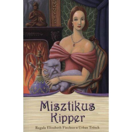 MISZTIKUS KIPPER - KÖNYV ÉS 36 KIPPER-JÓSKÁRTYA