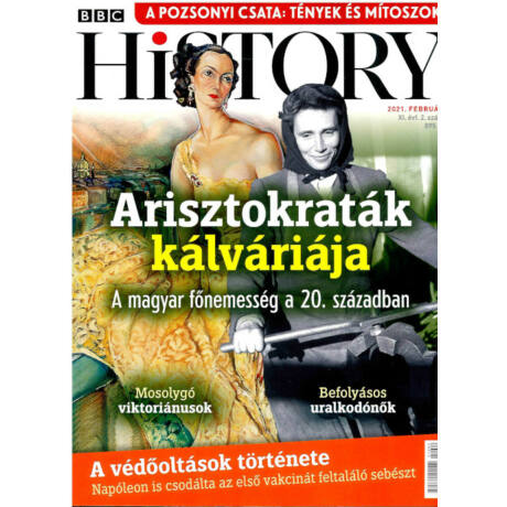 BBC HISTORY 2021. 2. FEBRUÁR