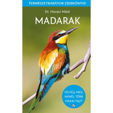 TERMÉSZETBARÁTOK ZSEBKÖNYVE - MADARAK