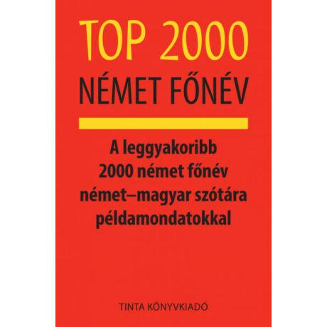 TOP 2000 NÉMET FŐNÉV