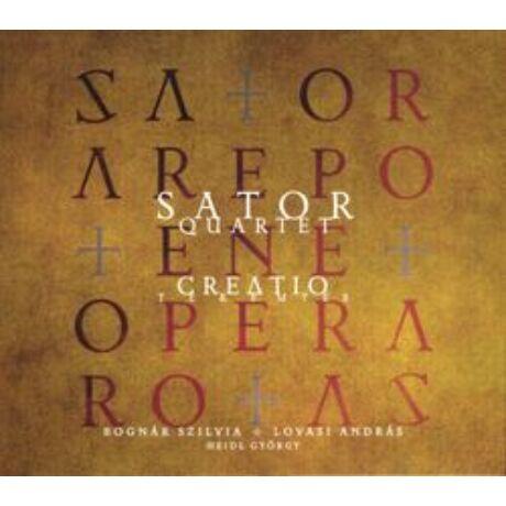 SATOR - CREATIO CD